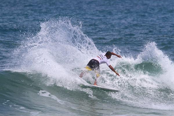 David do Carmo (Foto: Daniel Smorigo - WSL)