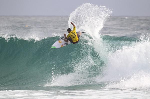 Adriano de Souza (Foto: Kelly Cestari - WSL)