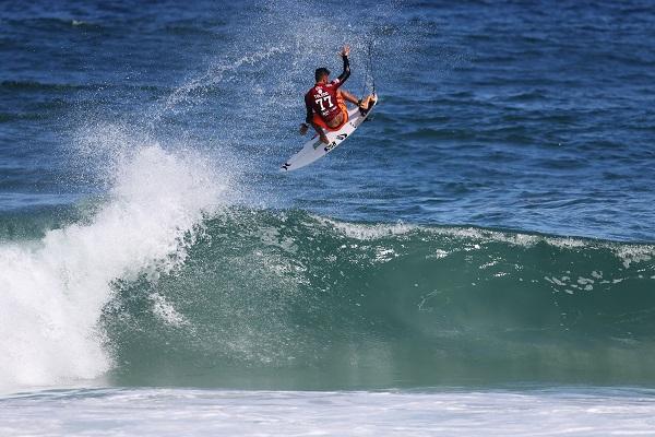 Filipe Toledo no Oi Rio Pro 2015 (Foto: Kelly Cestari - WSL)